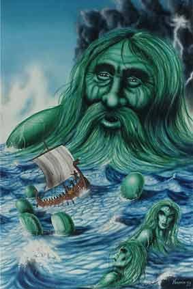 griechische göttin mutter der winde