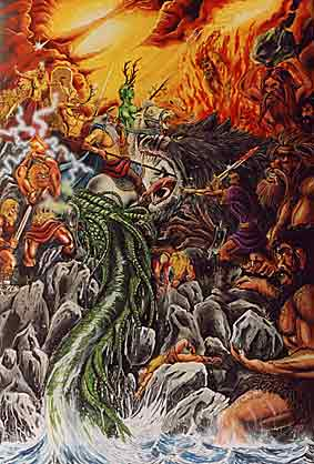 Ragnarök Götterdämmerung